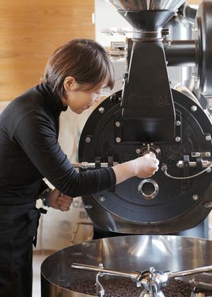 Un Cafe Sucre 株式会社 代表取締役 楡井 有子